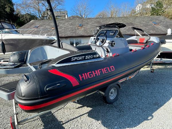 Highfield 520 Sport