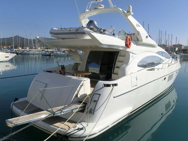 Azimut 68 Plus Azimut 68 Plus - YEAR 2000 - Timone Yachts Dealer