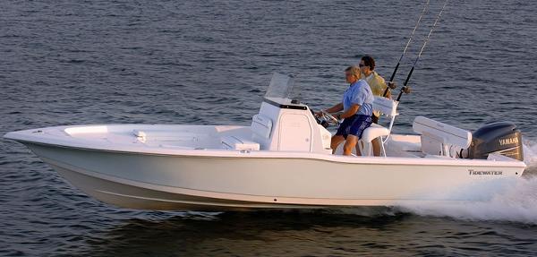 Tidewater Boats 2400 Bay Max