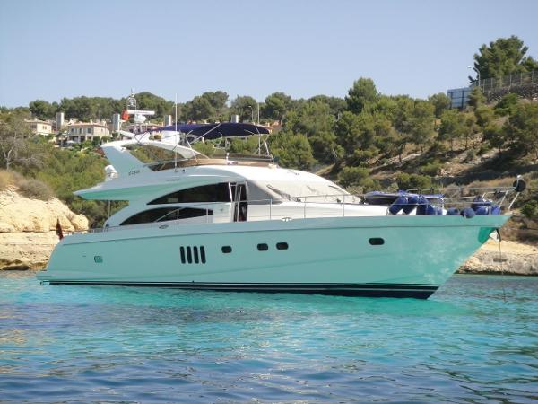 Princess 67 Flybridge 2006 Princess 67 'INTREPID'