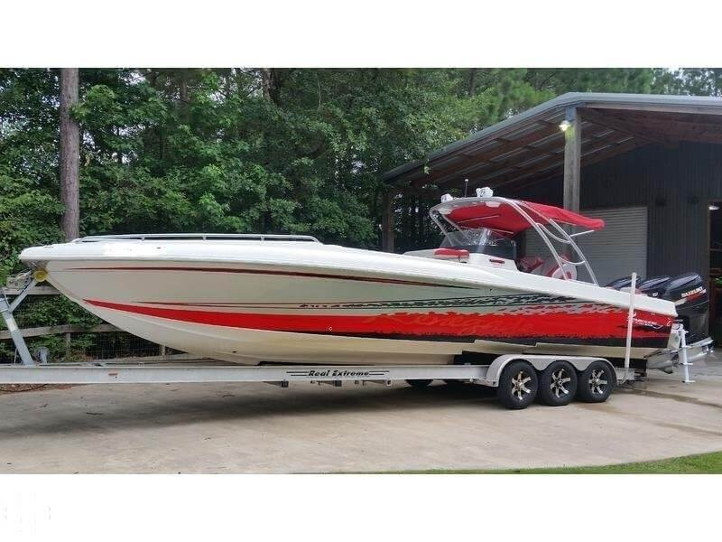 Renegade 35 Renegade 2007 Renegade 35 for sale in Beaumont, TX