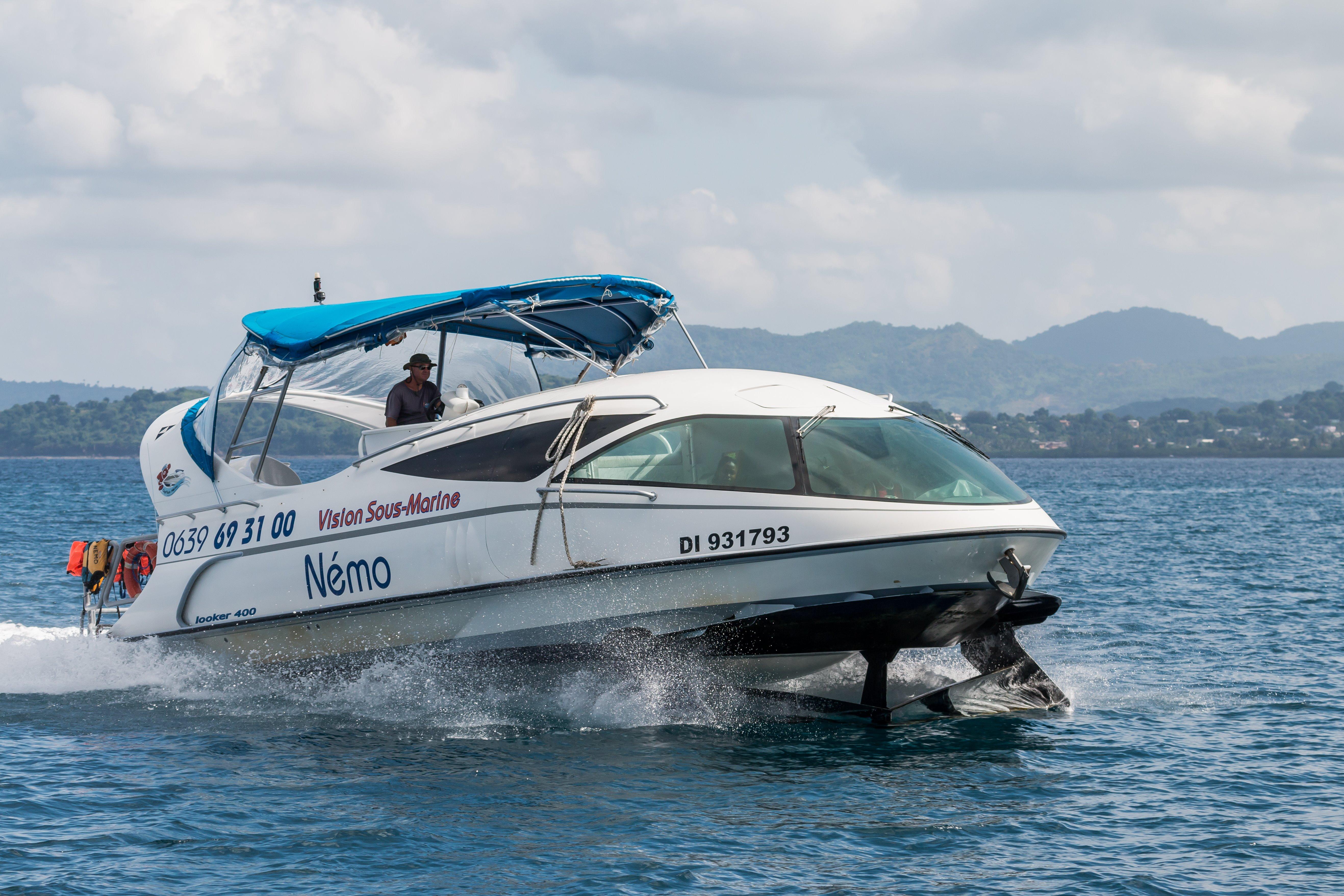 Paritetboat Looker 400