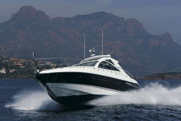 Fairline Targa 47 GT Manufacturer Provided Image: Targa 47