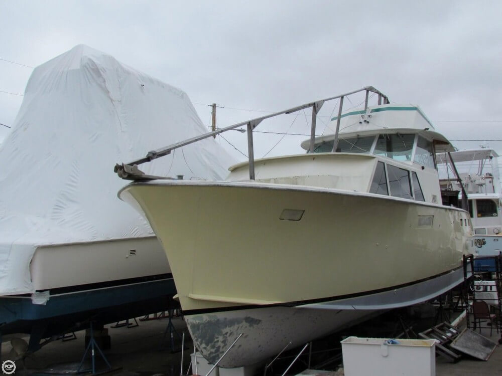Hatteras 48 1973 Hatteras 48 for sale in North Kingstown, RI