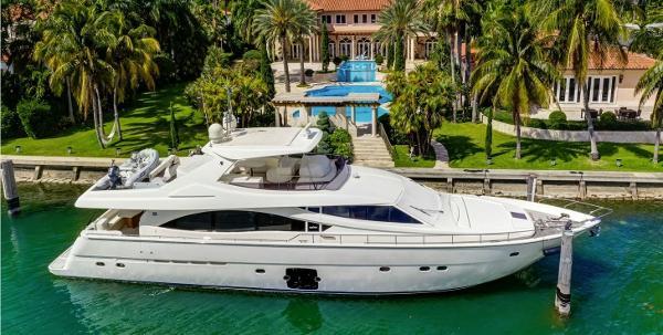 Ferretti Yachts Mega Yachts