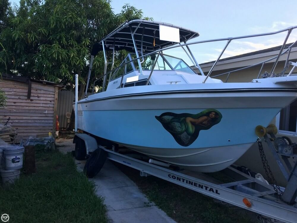 SportCraft 222 Fishmaster WAC 1989 Sportcraft 222 Fishmaster WAC for sale in Miami, FL
