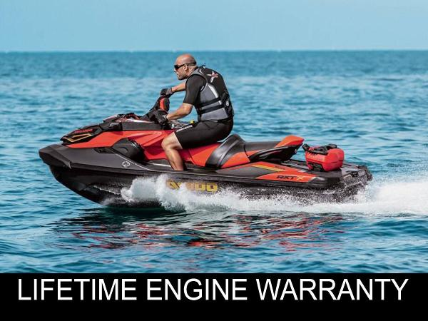Sea-Doo RXT-X 300 IBR Sound System
