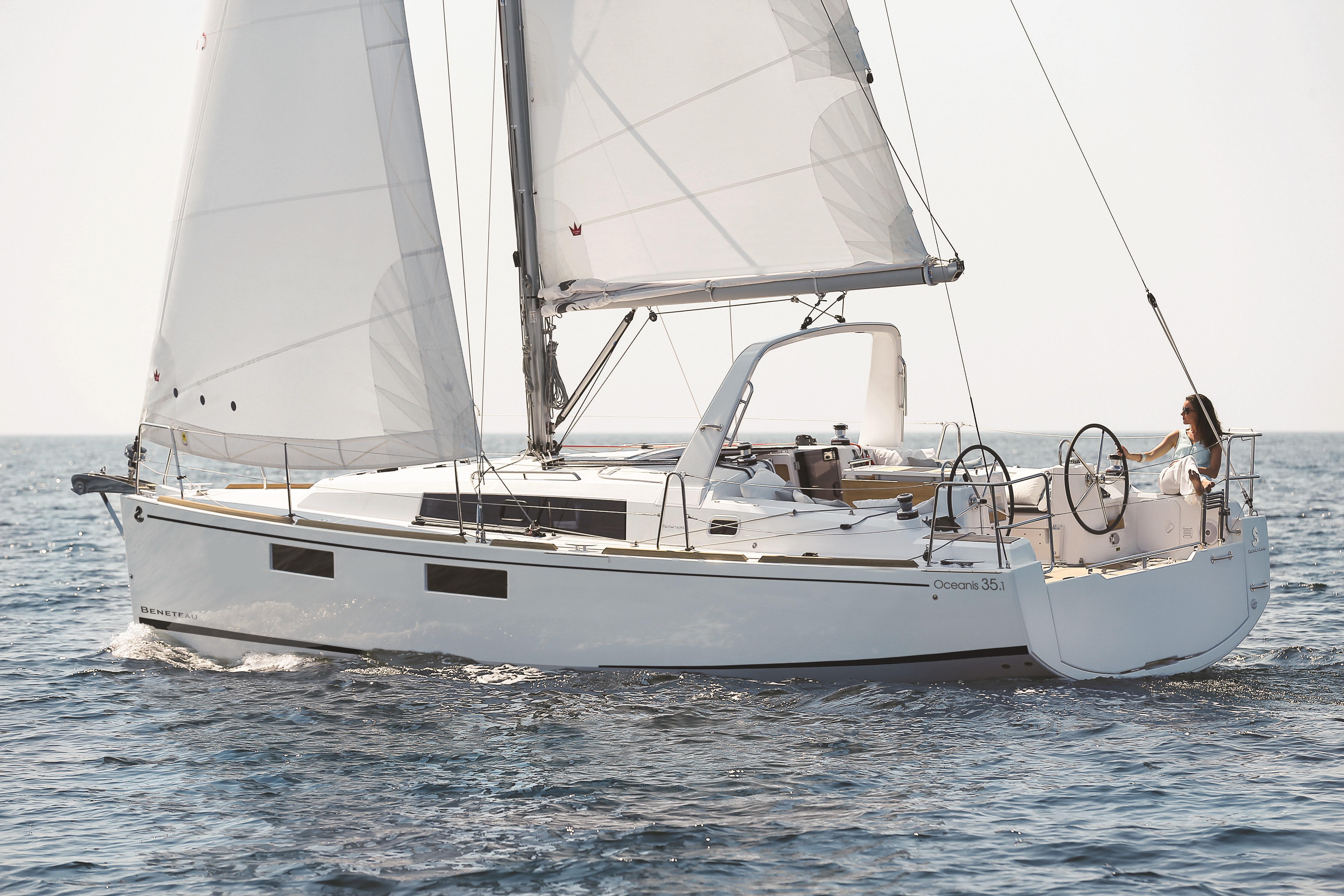 Beneteau Oceanis 35.1 35.1
