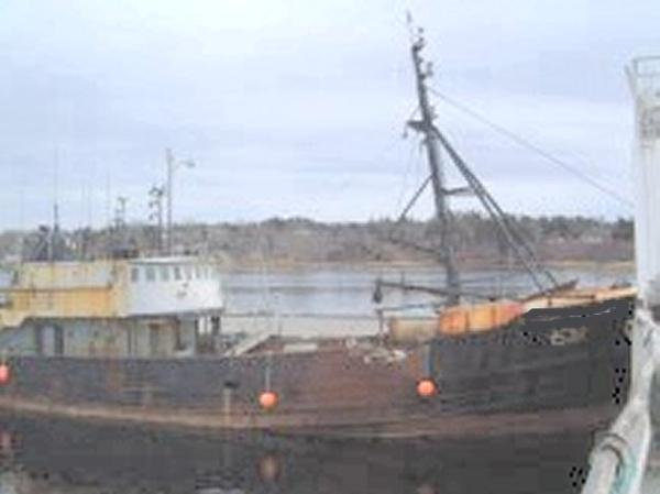 (2) 141' Steel Fishing Side Dragger /Built in Canada