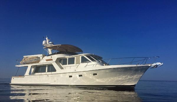 Offshore Yachts Pilothouse Elena Mae