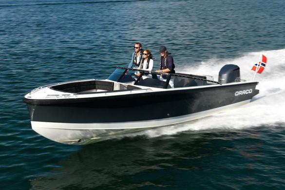 Draco Boat image