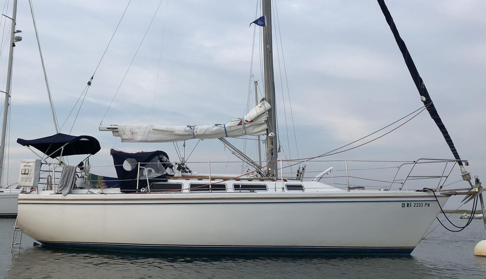 Catalina 30 TR