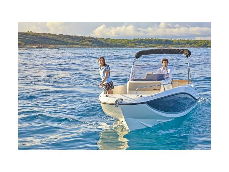 Quicksilver QUICKSILVER ACTIV 605 OPEN SMART  TITULIN