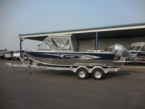 2018 Hewescraft 200 Pro-V w/ET, PASCO United States - boats com