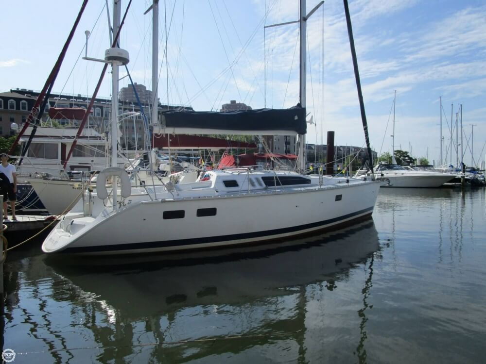 Hunter Legend 40.5 1994 Hunter Legend 40.5 for sale in Jersey City, NJ