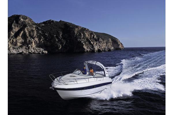 Bavaria Motor Boats 27 Sport BAVARIA 27 SPORT - SEVEN YACHTS