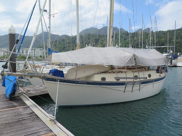 Pacific Seacraft Mariah 31