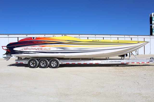 Nor-Tech Supercat 36'