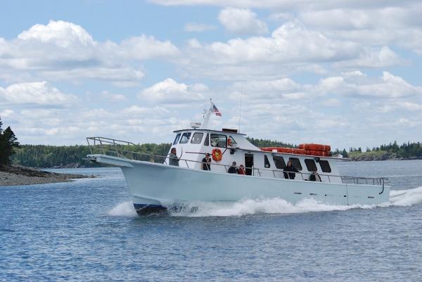 DMR Passenger Tour Excursion -  Fishing Charter