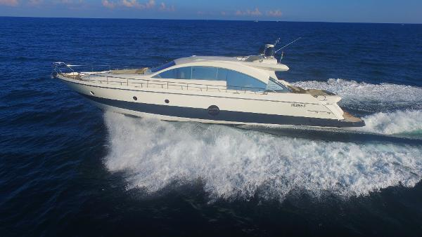 Aicon Yachts 72 SL Port Profile