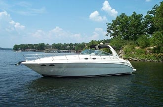 Sea Ray 380 Sundancer Photo 1