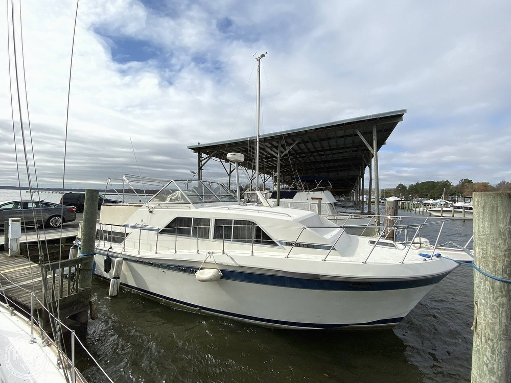 Chris-Craft Catalina 38 1985 Chris-Craft Catalina 38 for sale in Charlestown, MD