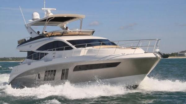 Sea Ray L 65 FLYBRIDGE
