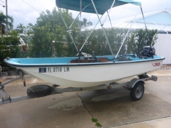 Boston Whaler 13 restored
