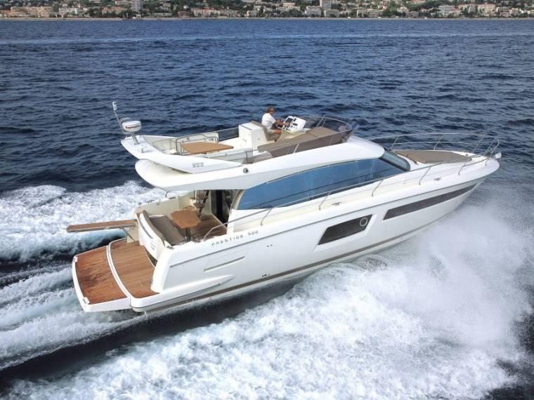 Prestige Yachts 500 Flybridge