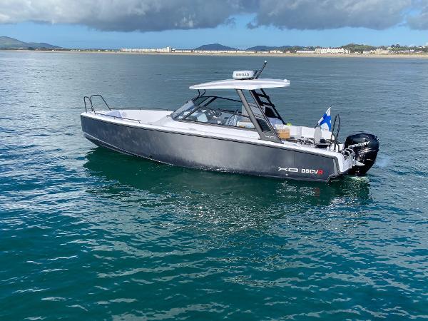 XO Boats DSCVR