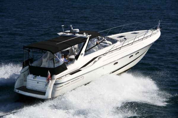 Sunseeker Mustique 42 Running Profile
