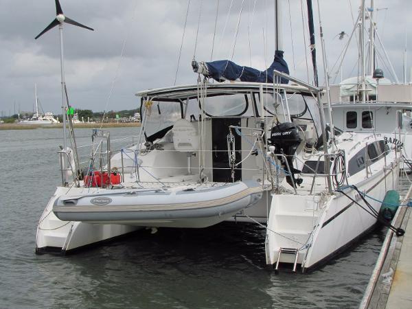 Pdq Capella Sail Catamaran