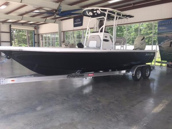 Sea-pro 248 DLX