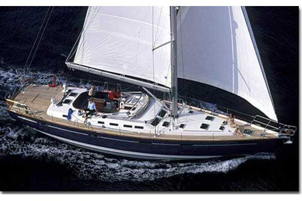 Beneteau 57 Manufacturer Provided Image: Beneteau 57