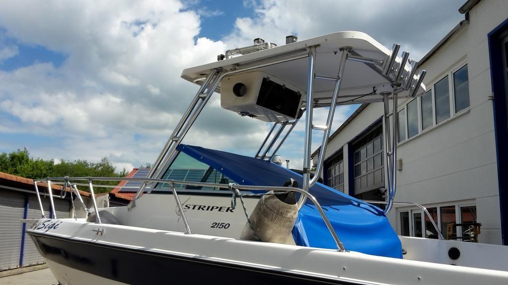 Seaswirl Striper 2150 Diesel