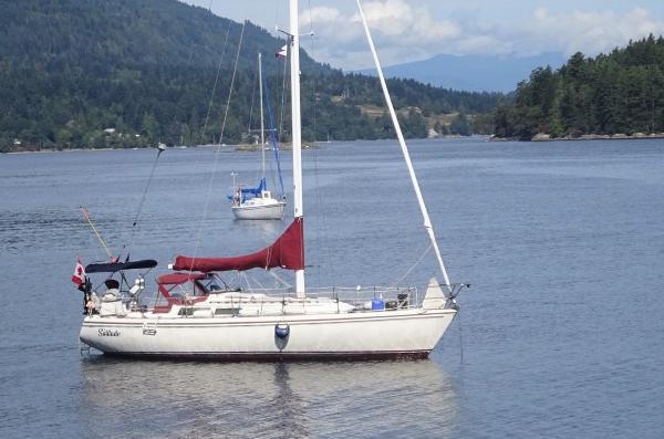 Catalina 36 MK1