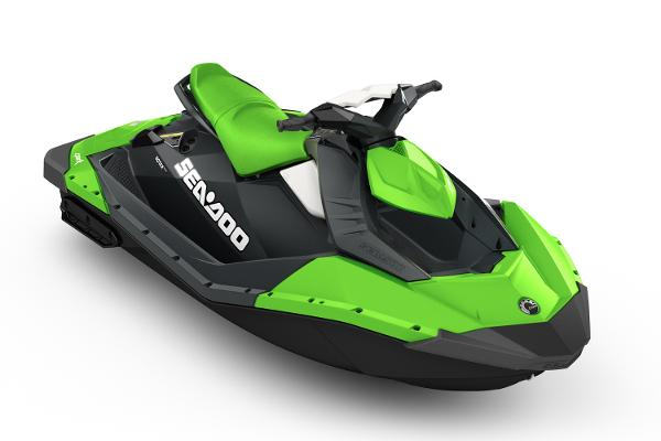 Sea-Doo Spark 2up 900 HO iBR Manufacturer Provided Image