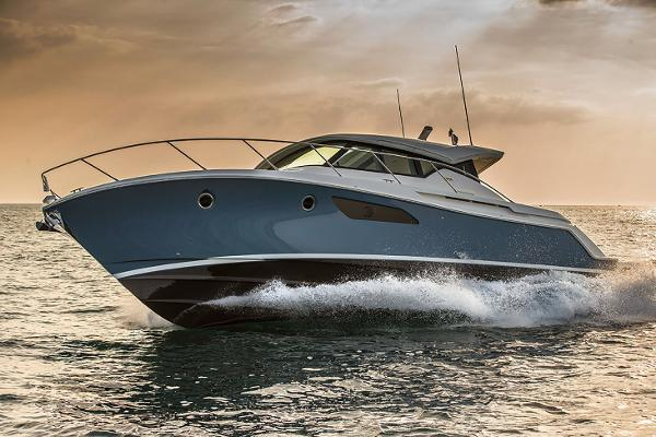Tiara Yachts 44 Coupe Manufacturer Provided Image