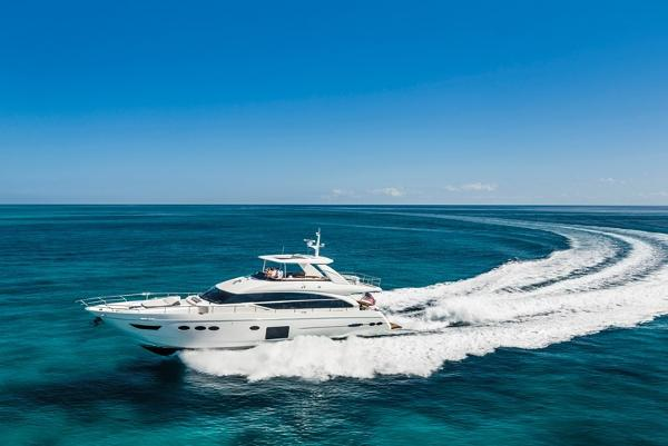 Princess Y85 Motor Yacht Princess 82 Motor Yacht