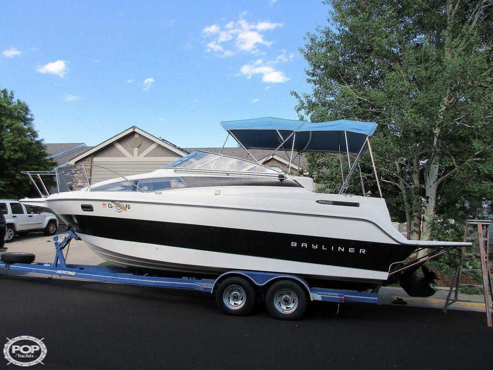 Bayliner Ciera 2655 Sunbridge 1994 Bayliner Ciera 2655 Sunbridge for sale in Windsor, CO