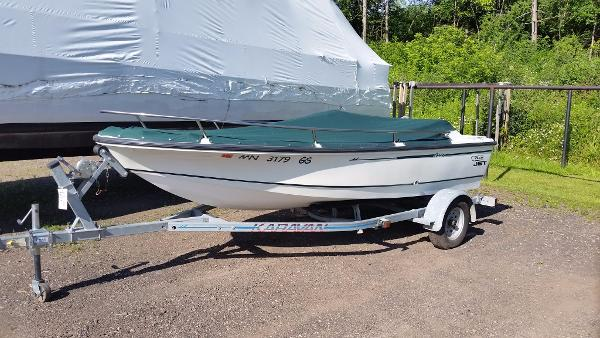 Boston Whaler Rage 15