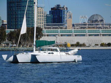 1974 Norman Cross Trimaran, San Diego California - boats com