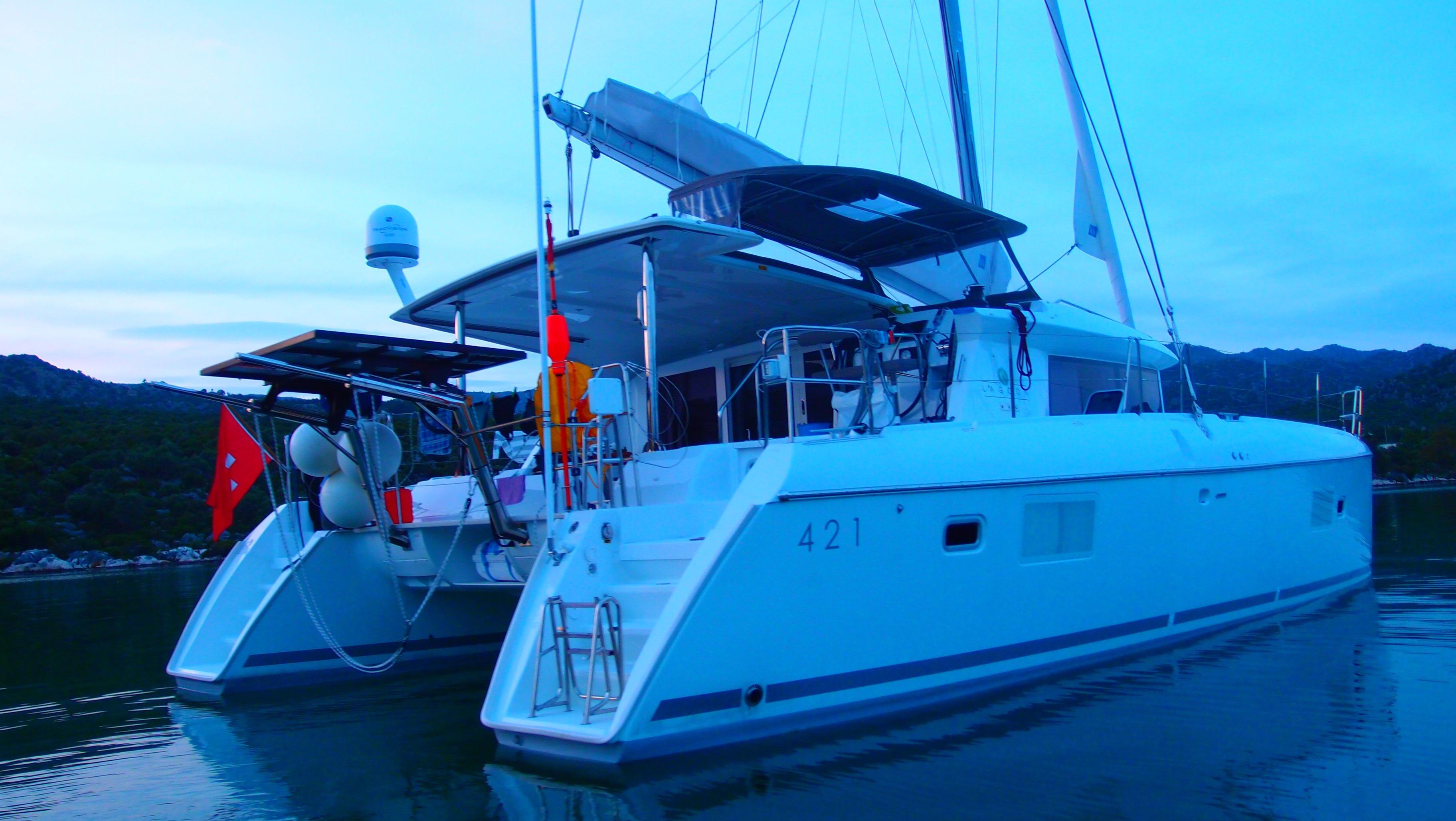 Beneteau Lagoon 421