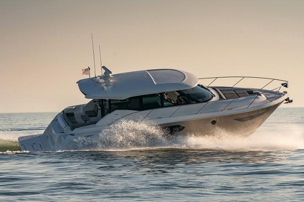 Tiara Yachts 49 Coupe Manufacturer Provided Image