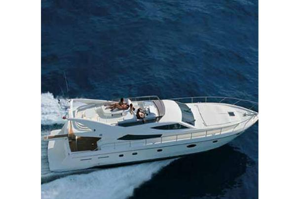 Ferretti Yachts 620 Manufacturer Provided Image