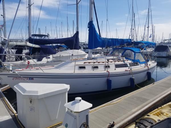 Catalina 34 Port View