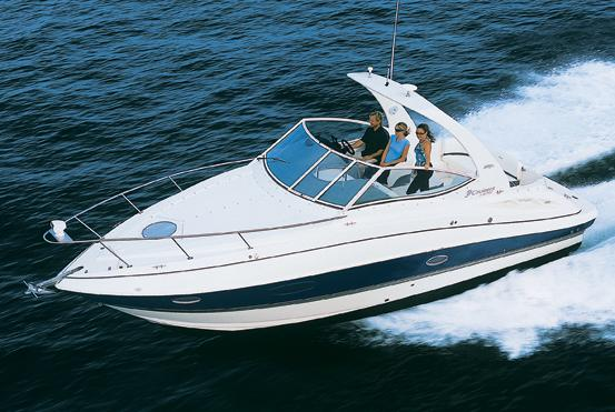 Cruisers Yachts 300 CXi Express Manufacturer Provided Image