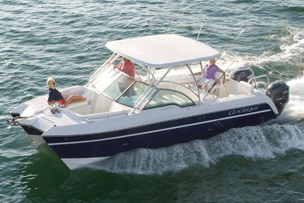 Glacier Bay 2740 Dual Console Manufacturer Provided Image