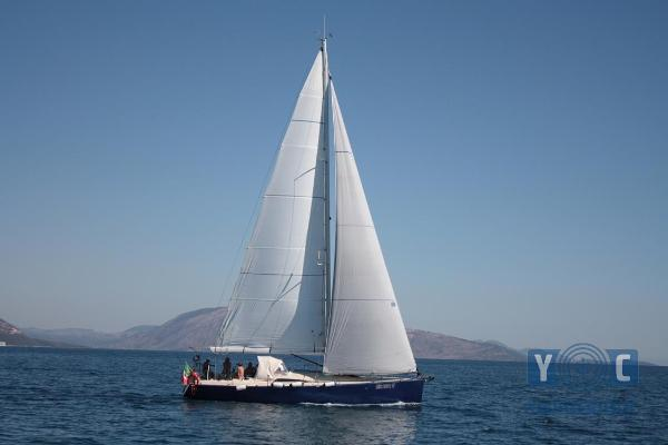 Custom Starmarine Canard 42 Race Corfu_2011