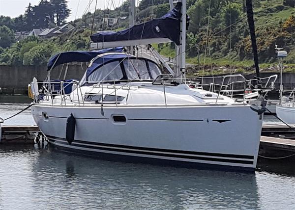 Jeanneau Sun Odyssey 39i Performance Jeanneau Sun Odysseu 39i Performance for sale with BJ Marine